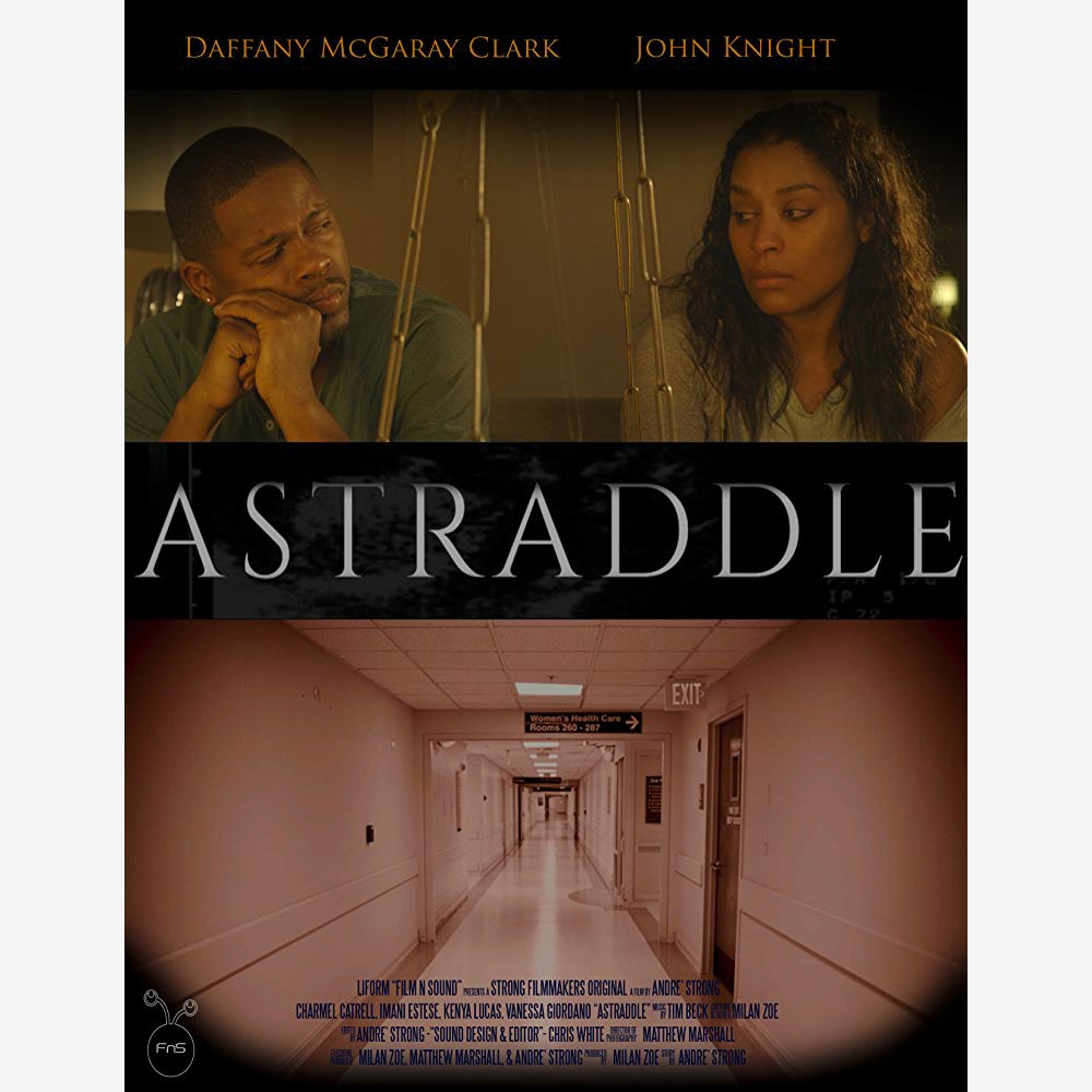 Astraddle